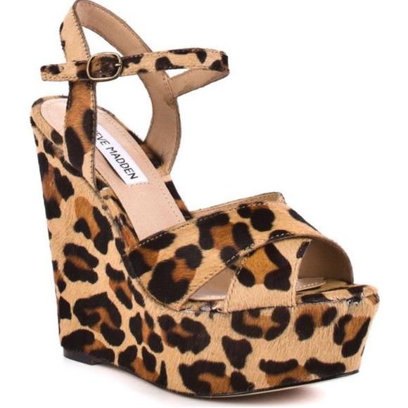 Steve Madden Shoes | Leopard Print